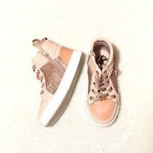 Michael Kors Girls Sneakers Size 10